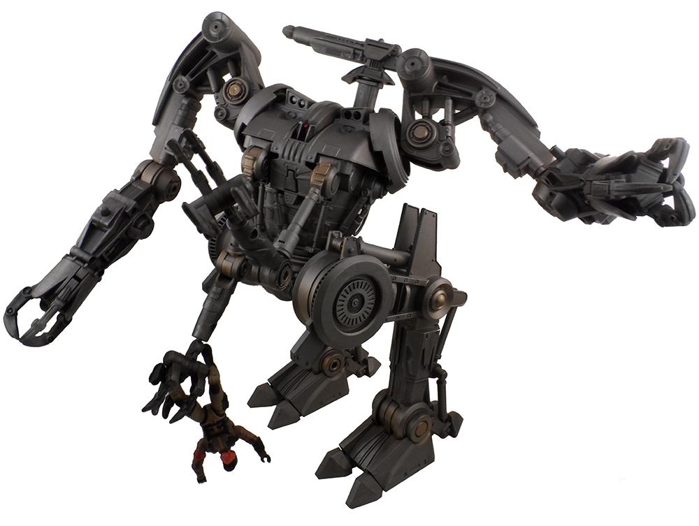 Terminator Harvester – Random Toys | Needless Essentials ...