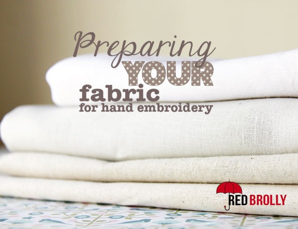 preparing-fabric-for-hand-embroidery