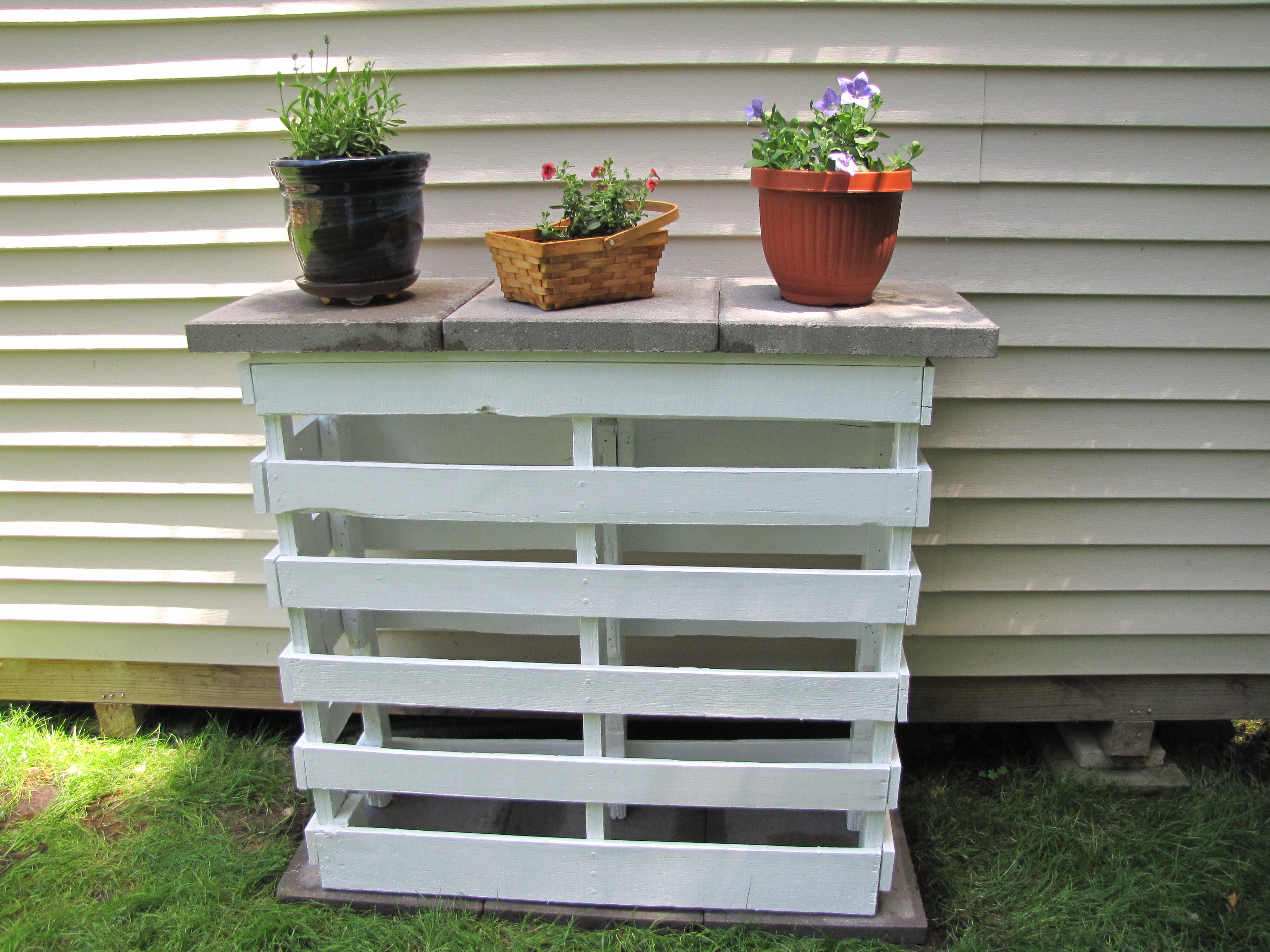 Build Plant Stand Wood How To Make A Plant Stand Out Of Pallets Pdf Plans