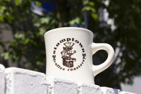 Original Stumptown Coffee Mug, designed by Needmore