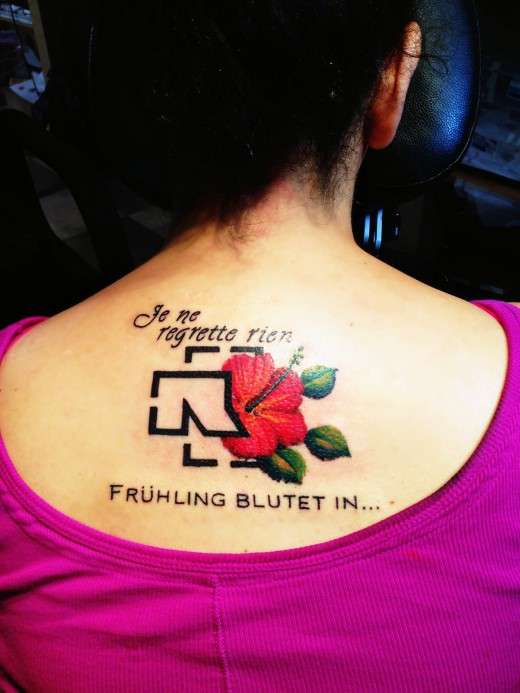 Led Herz 23 Amazing Rammstein Fan Tattoos – Nsf