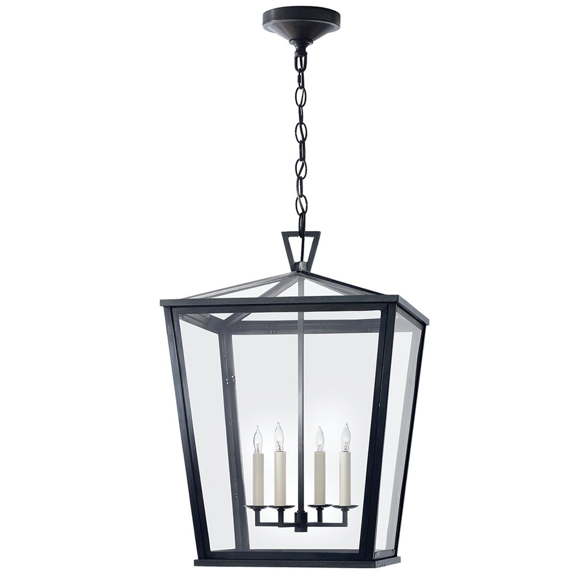 Outdoor Hanging Lanterns Visual Comfort Outdoor Darlana Large Outdoor Hanging Lantern