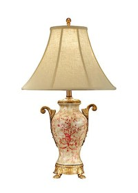 Wildwood Lamps Simple Toile Lamp, Table Lamp   Neenas Lighting