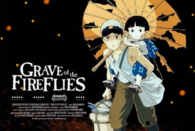 Grave of the Fireflies – Anime Review | Nefarious Reviews