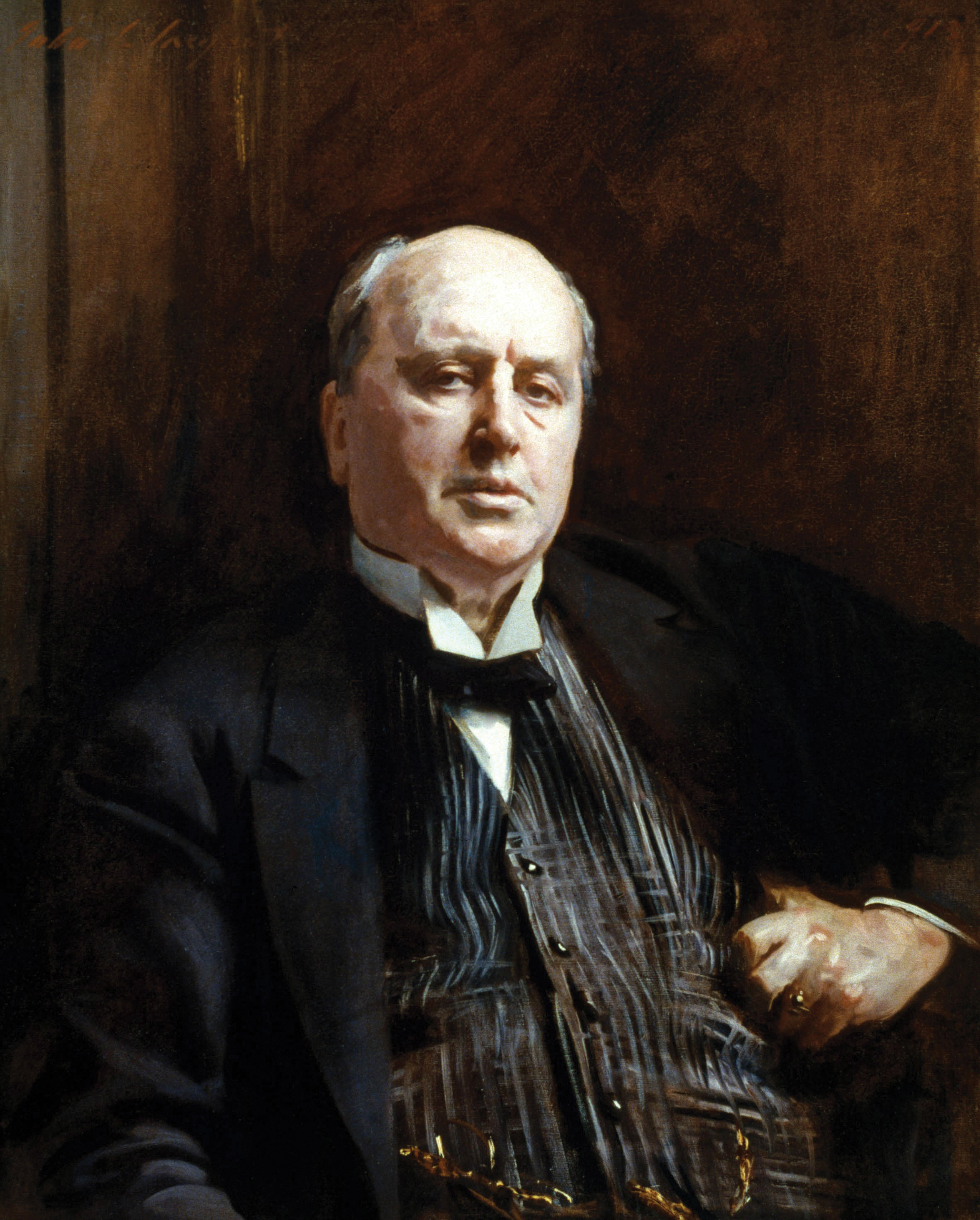Henry James Henry James And The American Idea National Endowment For The