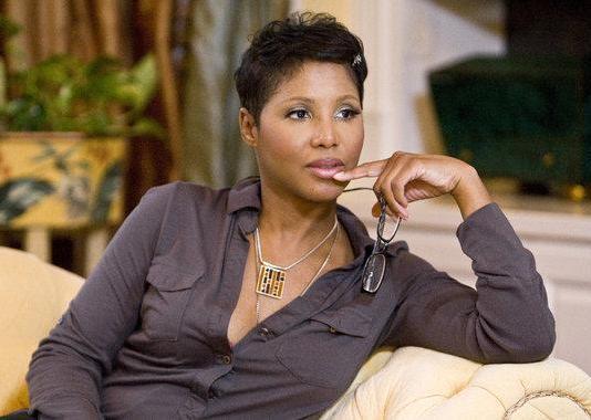 "Toni Braxton in ""Braxton Family Values"""