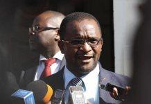 MDC-T Secretary-General Douglas Mwonzora