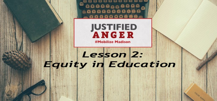 Lesson 2: Equity in Education