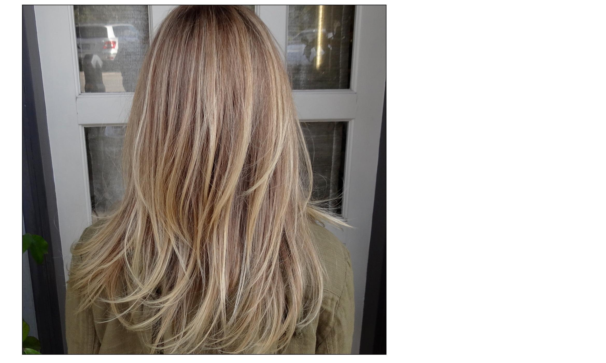 Highlights Blond Blonde Balayage Highlights Neil George