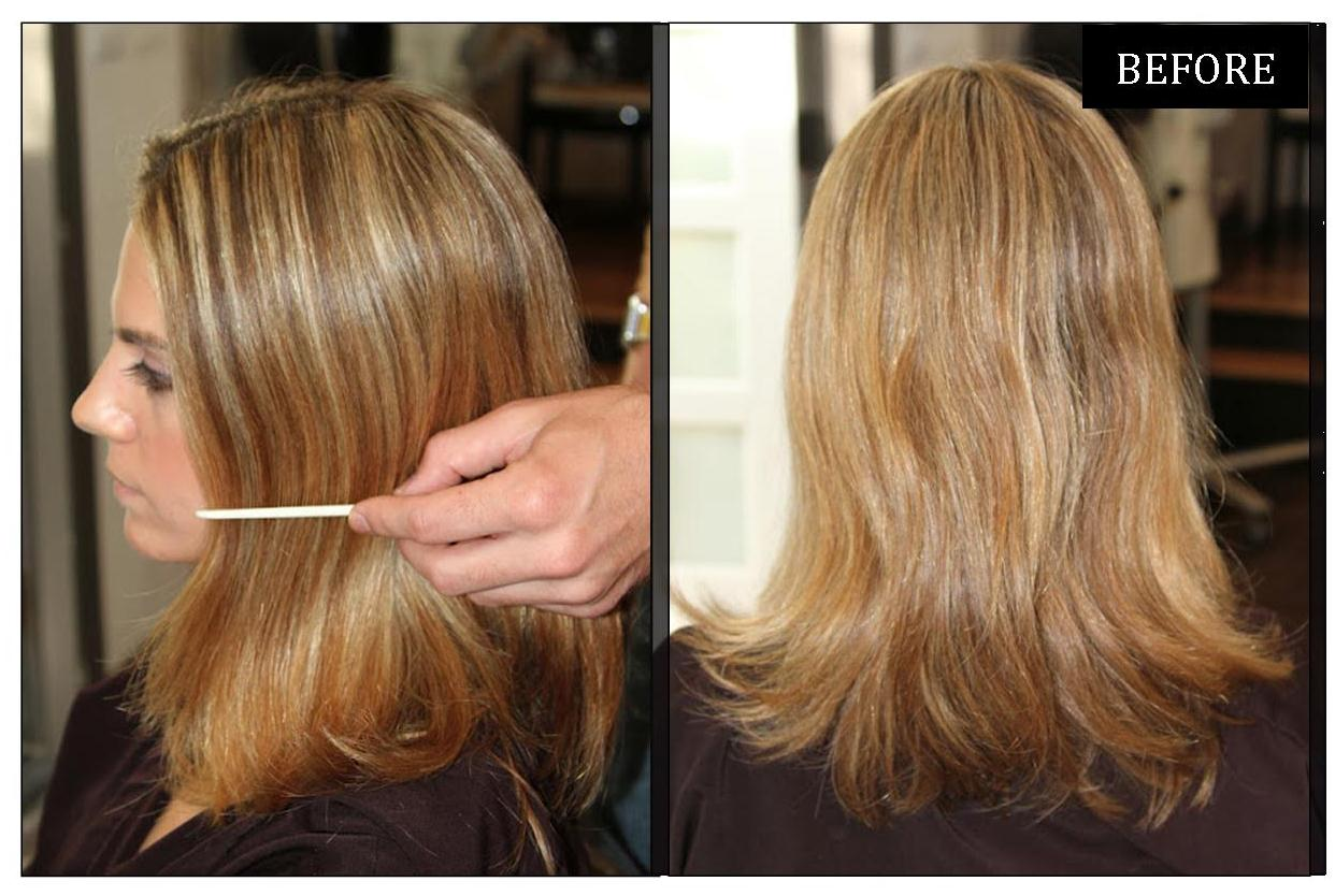 Highlights Blond Natural Blonde Highlights Neil George
