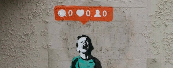social media shout