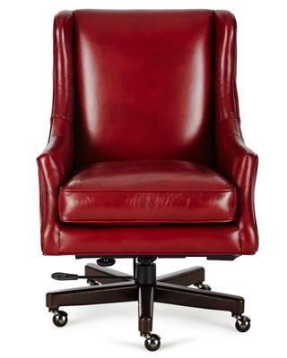 Leather Office Chair Neiman Marcus