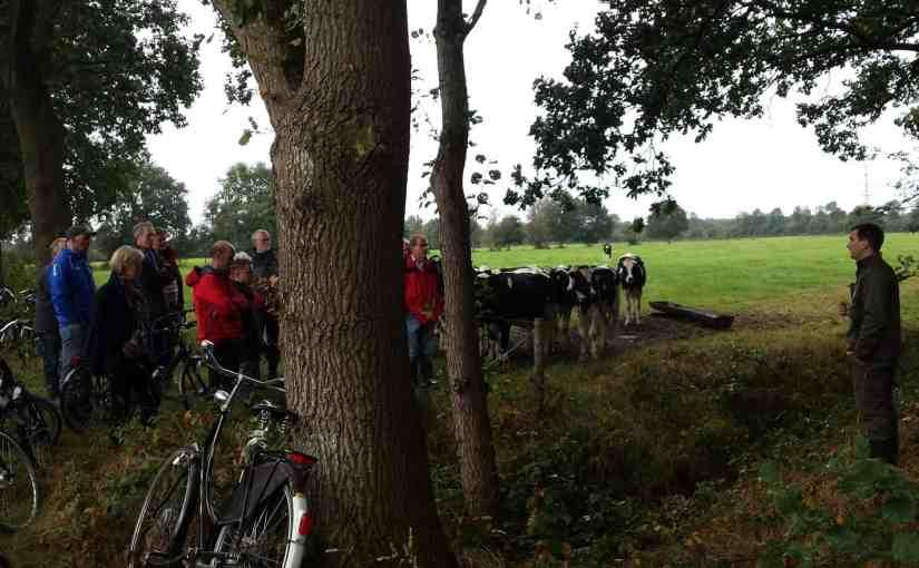 Excursie Houtwallen