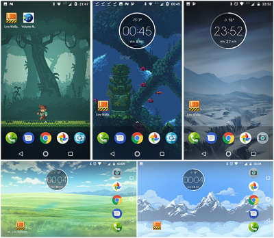 [Theme][FREE][2.2+] 8-Bit Live Wallpaper - Android Forums at AndroidCentral.com
