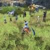 【FF14】紅蓮祭でボンバードの捕獲順番待機列!プレイヤーたちが綺麗に一列に整列【画像あり】