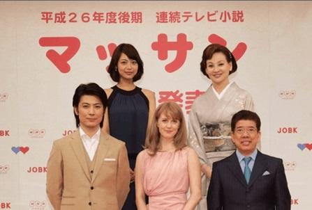 シャーロットをいじめる役の相武紗季(画像引用:http://drama-movie.net/wp-content/uploads/2014/09/kiyoshi1.png)