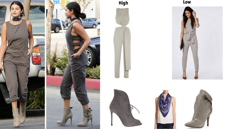 Selena Gomez Style Look For Less