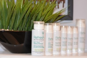 Natural Canadian Skin Care | Refresh Botanicals GIVEAWAY
