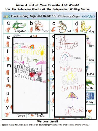 ABC Phonics Sing, Sign, and Read! by Nellie Edge