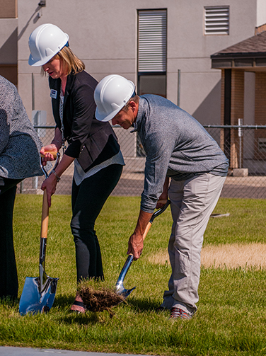 Benefis and Nelson Architects Break Ground on Emergency Department Expansion