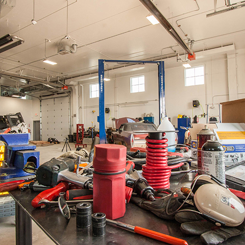 Loenbro Properties, Inc., New Service Shop, Great Falls, MT