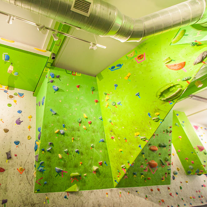 The Hi-Line Climbing Center