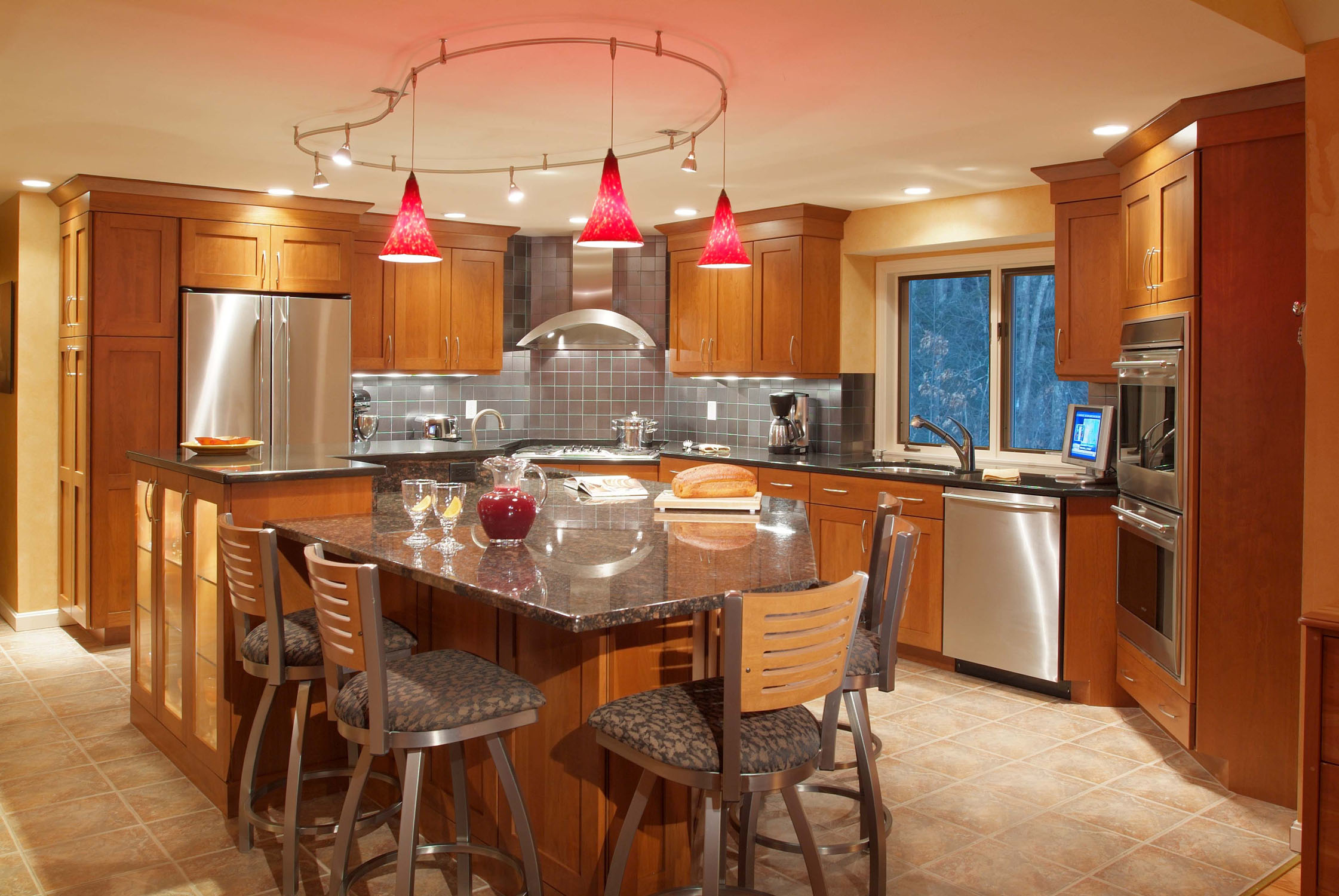 Ideas For Bathroom Remodels Pittsburgh Kitchens | Nelson Kitchen & Bath - Mars, Pa