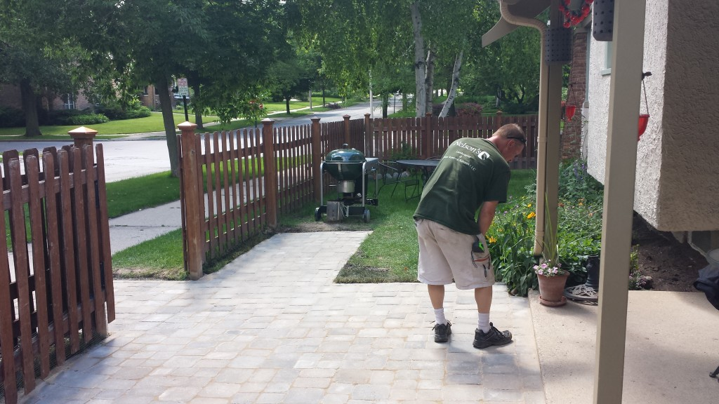 New Patio Construction Milwaukee And Mequon Mequon
