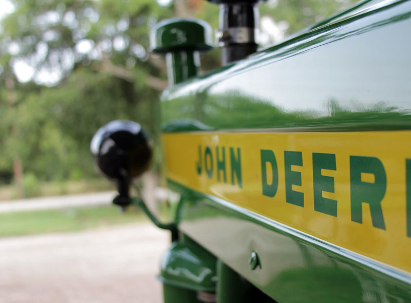 What Does That Light on My John Deere Diesel Tractor Dash Really