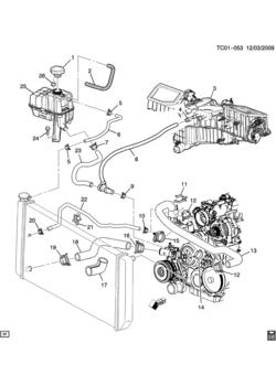 01 chevy silverado alternator ledningsdiagram