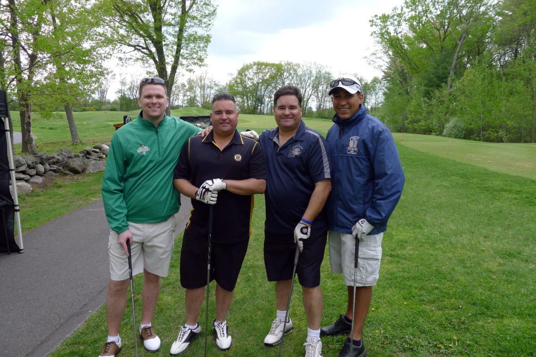 2014 Nemlec Police Foundation Golf Tournament Photos
