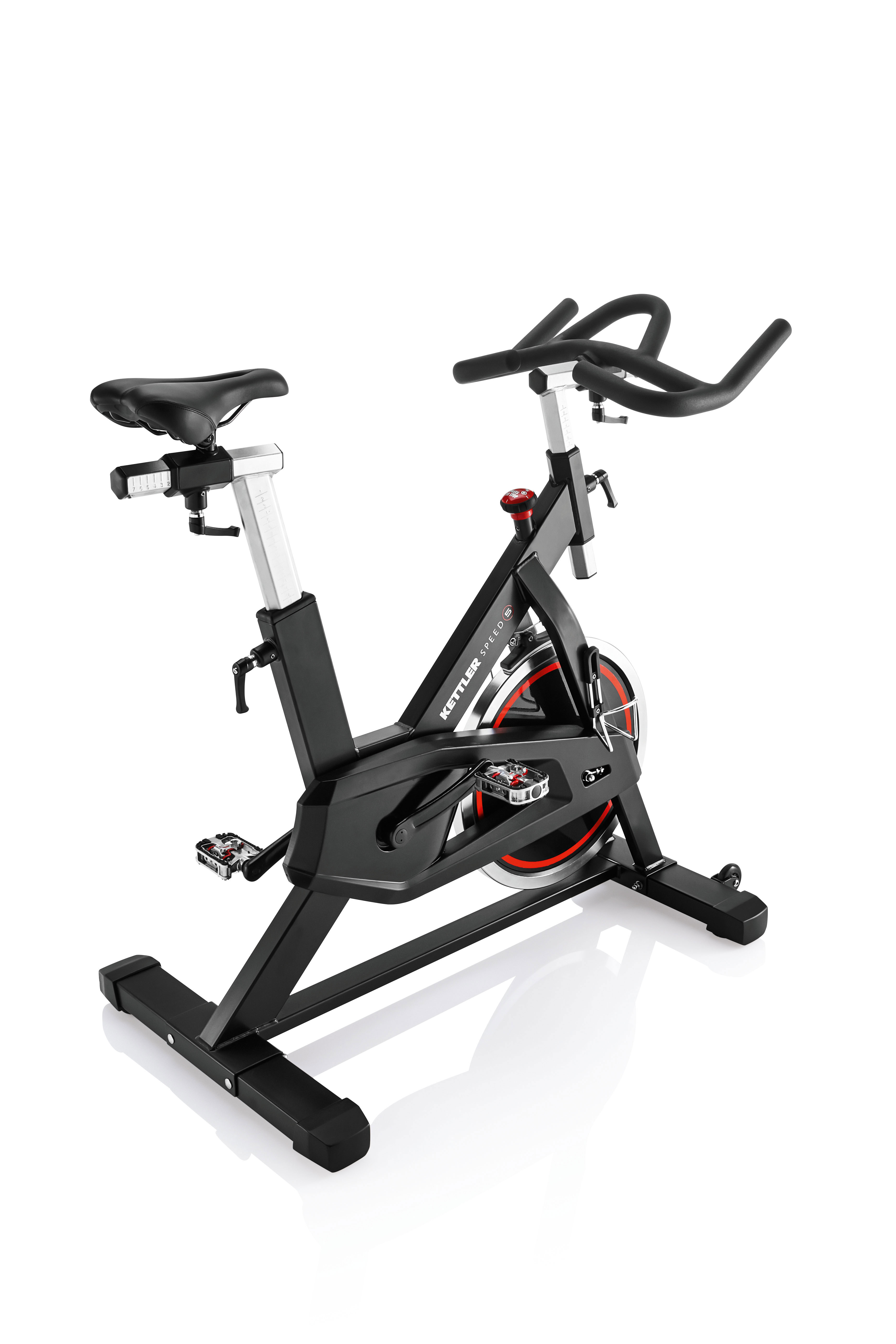 Kettler Fitness Kettler Fitness Bike Speed Chamber