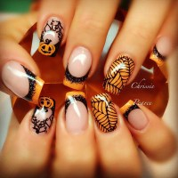 65 Halloween Nail Art Ideas