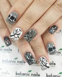 65 Halloween Nail Art Ideas - nenuno creative