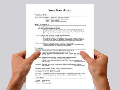 what resume format do employers prefer ideas what resume style