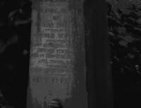 天使の石像の写真素材