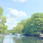 【高解像度】休日の井の頭公園