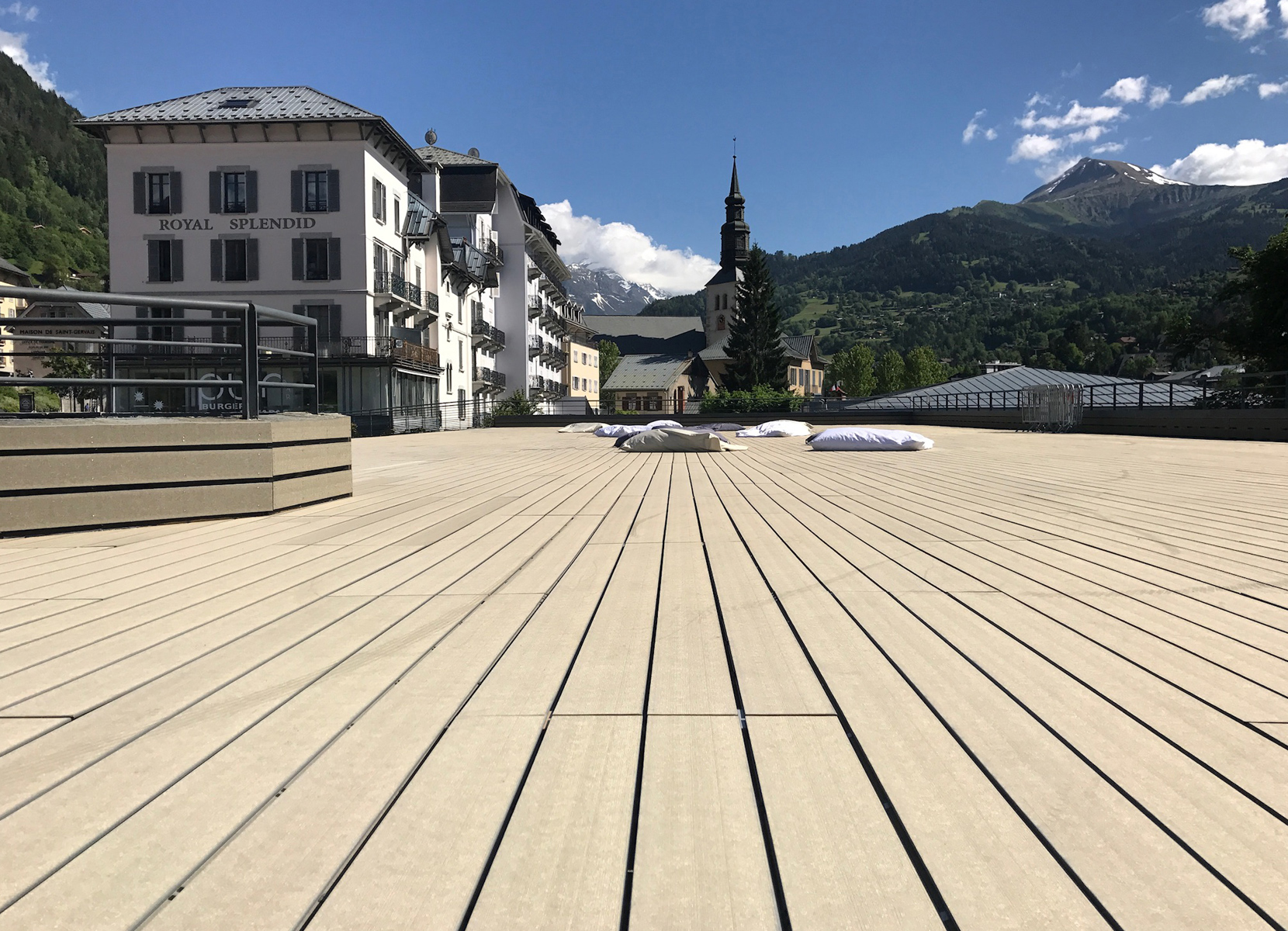 Terrasse Composite Neolife Decking Nature Neolife Solutions