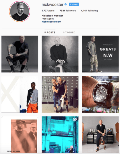Top 10 Men's Fashion Influencers on Instagram | NeoReach Blog