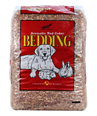 Red Cedar Bedding - 5.0 Econo-Pack - All-Natural Pet ...