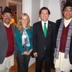 धर्म तथा विश्वासको स्वतन्त्रताका लागि सांसदहरूको अन्तरराष्ट्रिय फोरम स्थापना