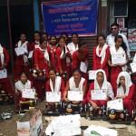 विपन्न बस्तीमा सीप फैलाउँदै सर्भ नाउ नेपाल