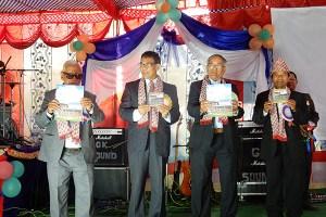 लामाचौर चर्चको चालिसौं वार्षिकोत्सव