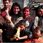 harshika-shrestha-holi-gang.jpg