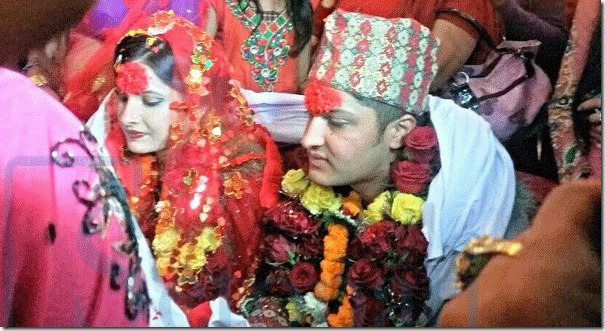 Sumina and Roshan marriage