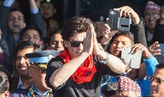 Shah Rukh Khan Visiting Kathmandu Nepal