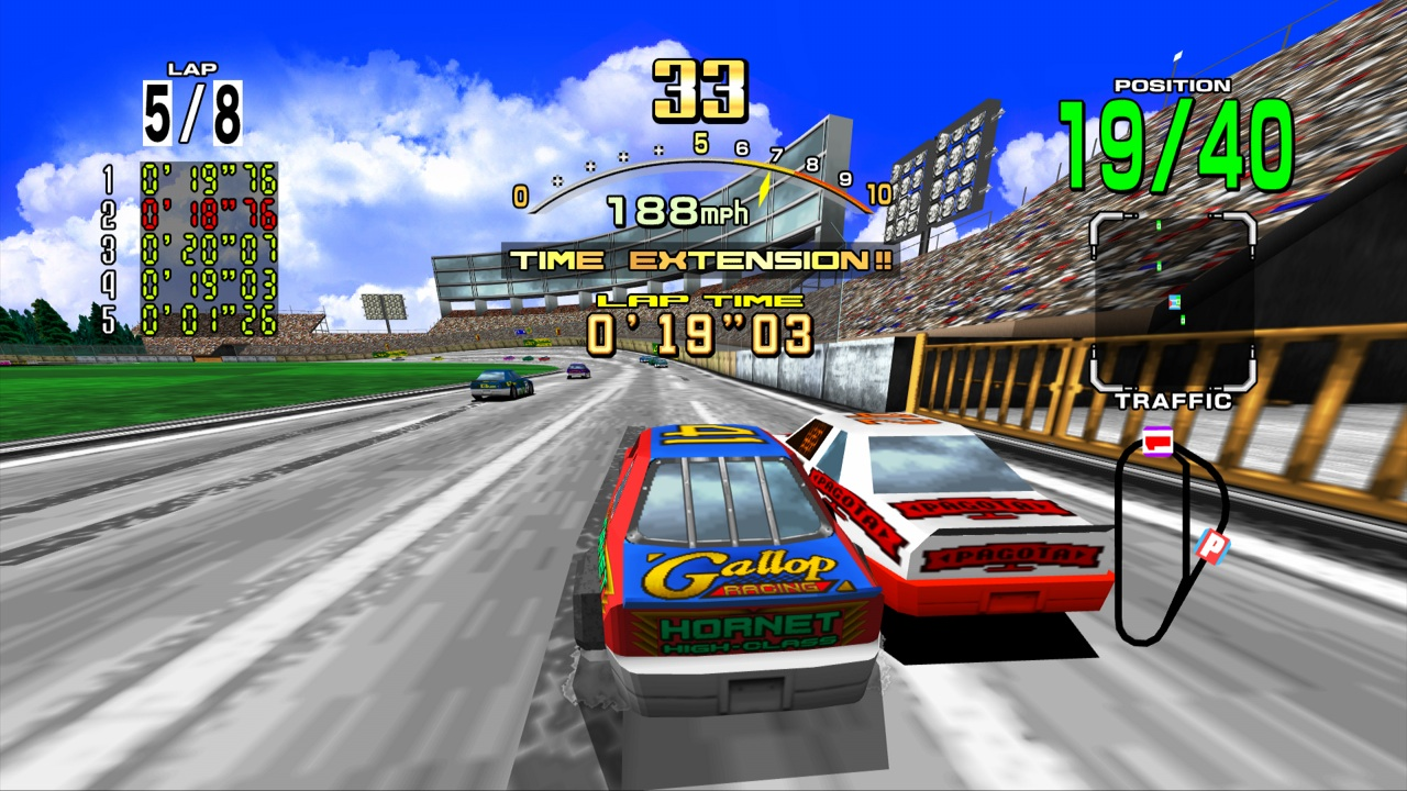 Car Wallpaper Windows 7 Turn To Channel 3 Daytona Usa On The Sega Saturn Doesn