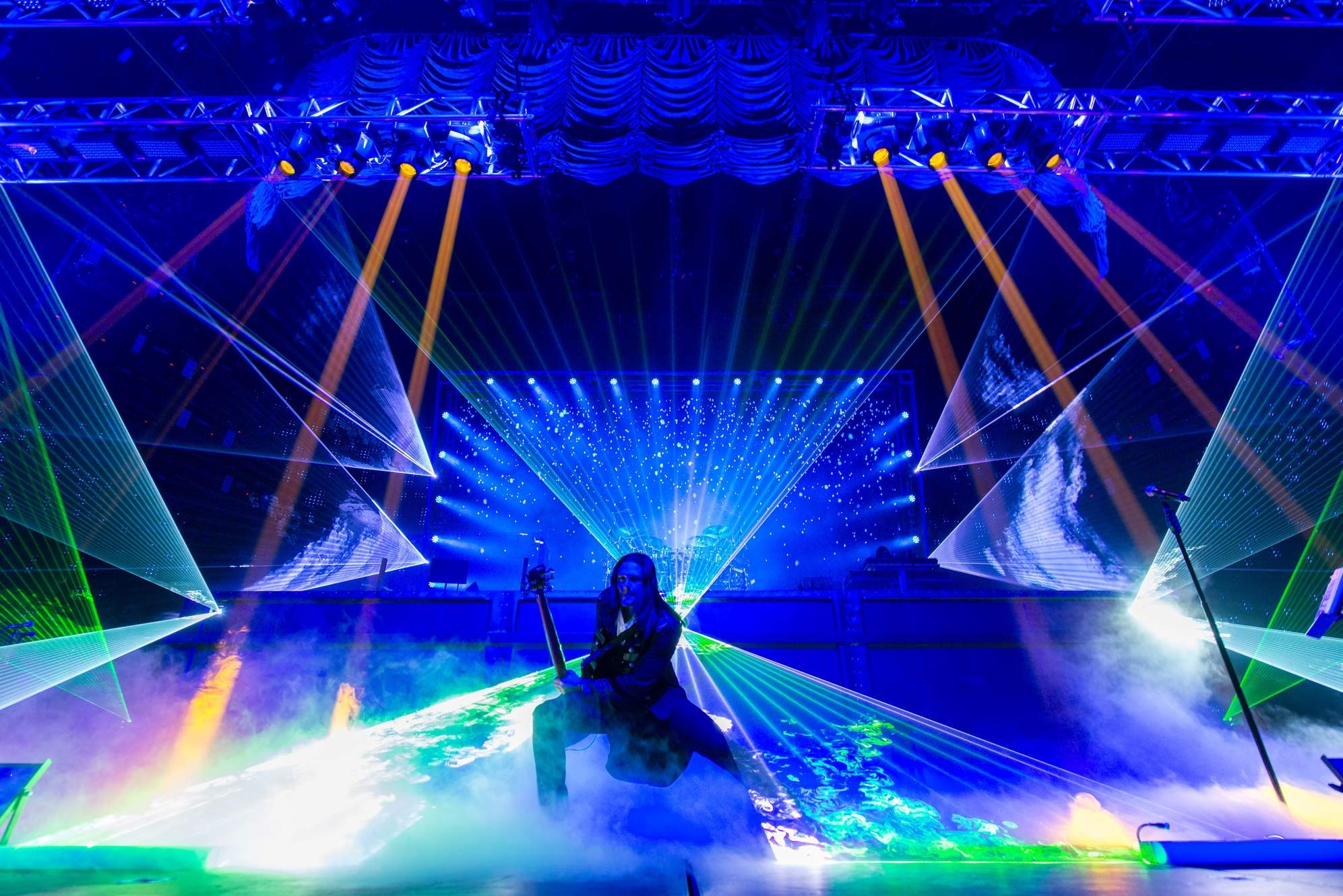 Glowing Girl Wallpaper Trans Siberian Orchestra Returns To Wilkes Barre On Dec