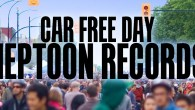 This Sunday (June 15th) is Car Free Day! We will have music all day long on our outdoor stage!Here's the timetable:12:00 pm – Factories & Alleyways - http://factoriesandalleyways.bandcamp.com/ 12:45 pm – Allen Forrester […]