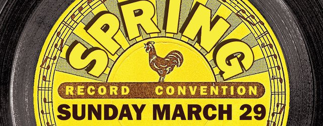 Sunday March 29th 2015 is our semi-annual Record Convention at The Croatian Cultural Centre (3250 Commercial Drive). Admission is $3 11am-5pm (No Early Bird!)